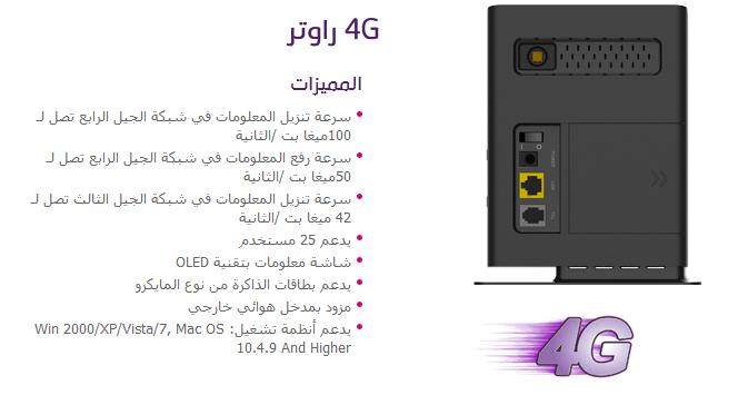 راوتر STC E5172s-920 - 4G